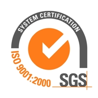 SGS Certificate Logo About Us