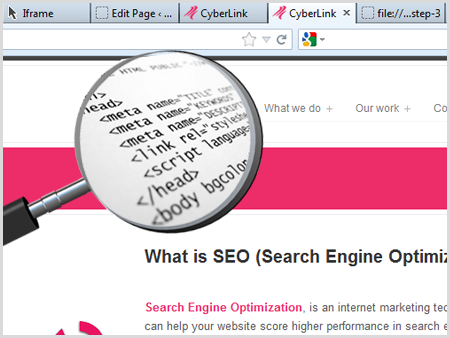 on page1 Search Engine Marketing